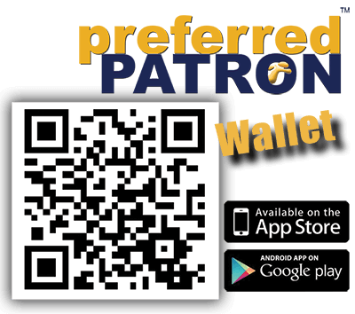 Preferred Patron Wallet